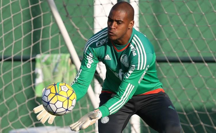 Cesar Greco/Ag.Palmeiras/Divulgação_Após domingo de folga, elenco palmeirense voltou aos trabalhos nesta segunda