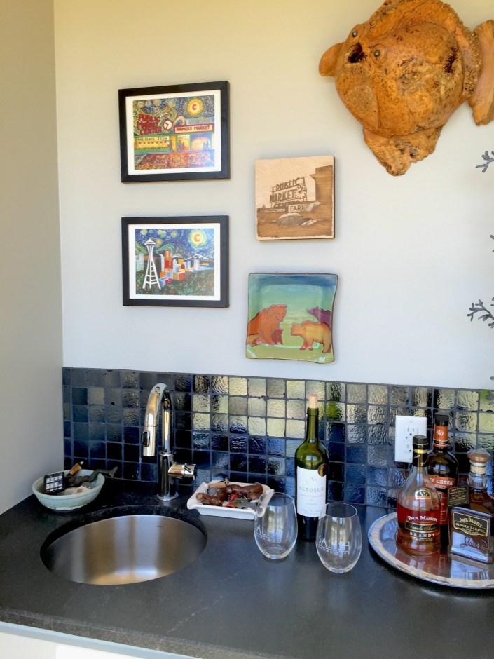 PDD design home minibar