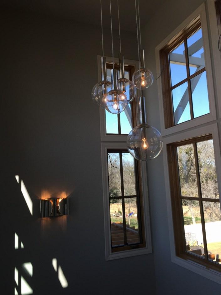 Stairway lighting