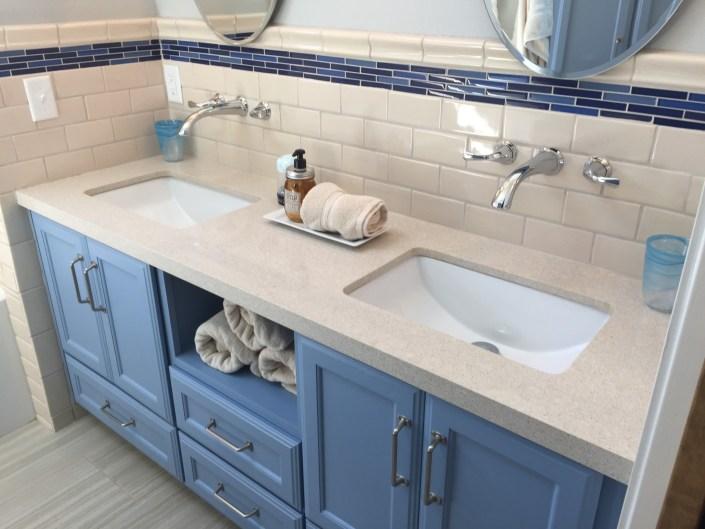 PDD design home upstairs bath sinks