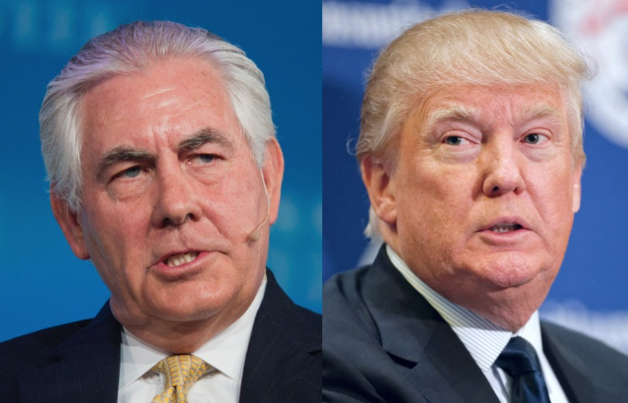 Image result for PHOTOS OF REX TILLERSON
