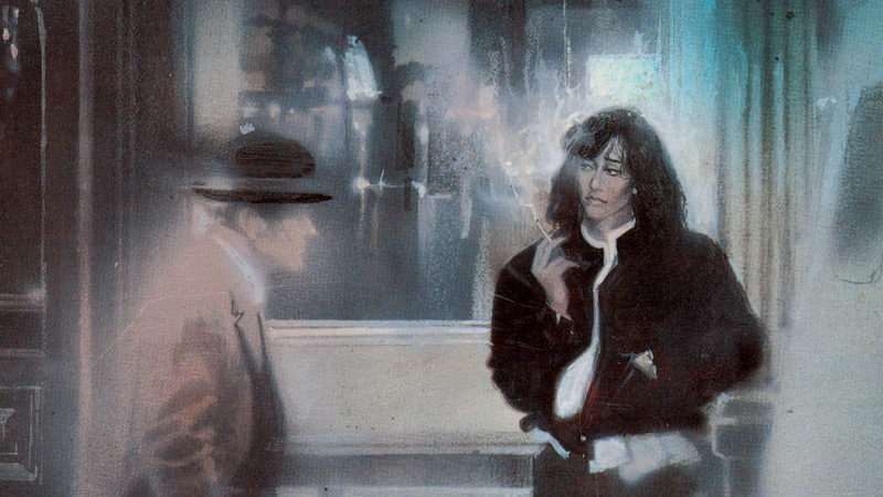 alan moore and bill sienkiewicz's big numbers cover image