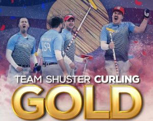 Team Shuster takes Olympic Gold!