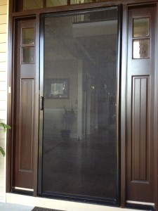 What Is A Clear View Retractable Screen® System?