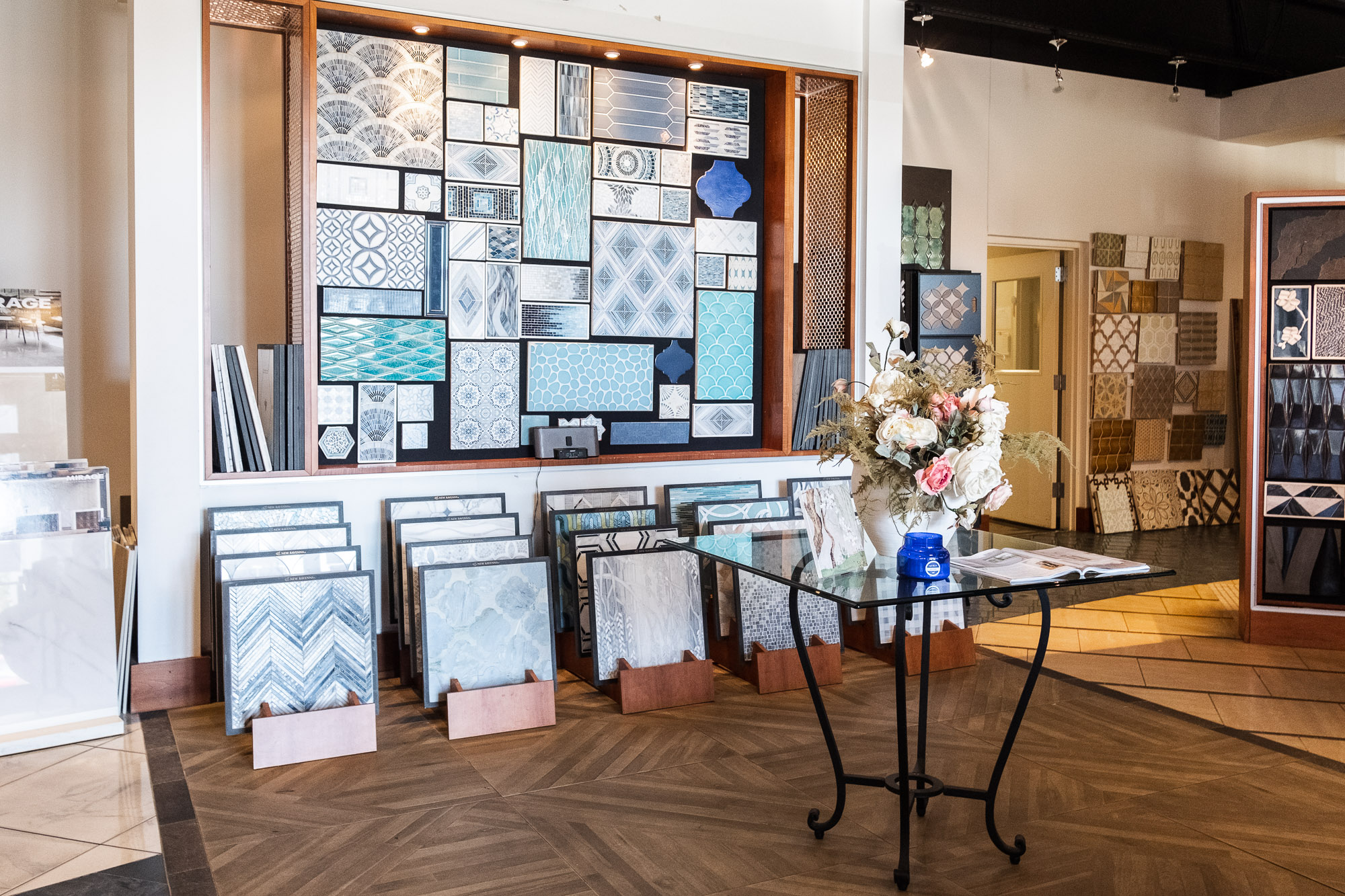 tile distributors and showroom in north