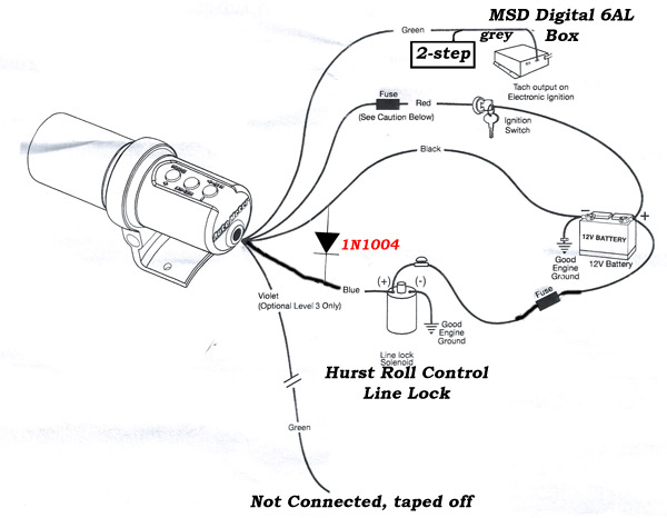shift light?resize\\d600%2C466 auto gauge tachometer wiring diagram efcaviation com hurst shifter wiring diagram at gsmx.co