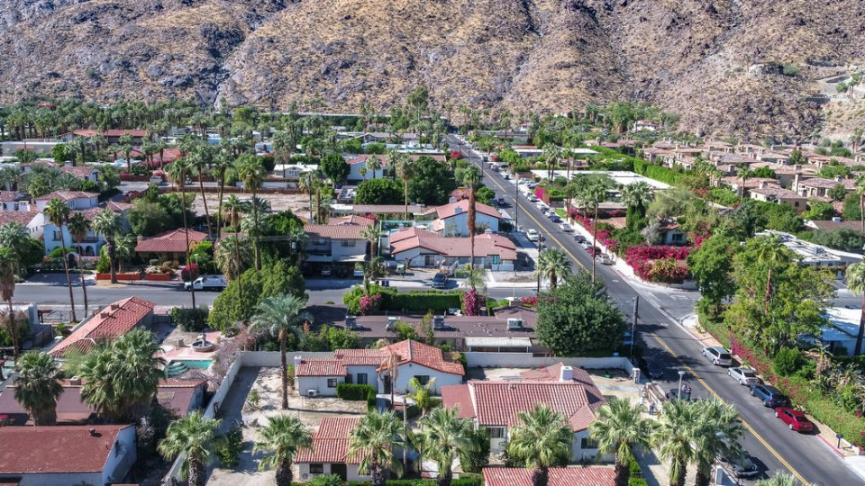 Affordable Palm Springs Cottage Rentals