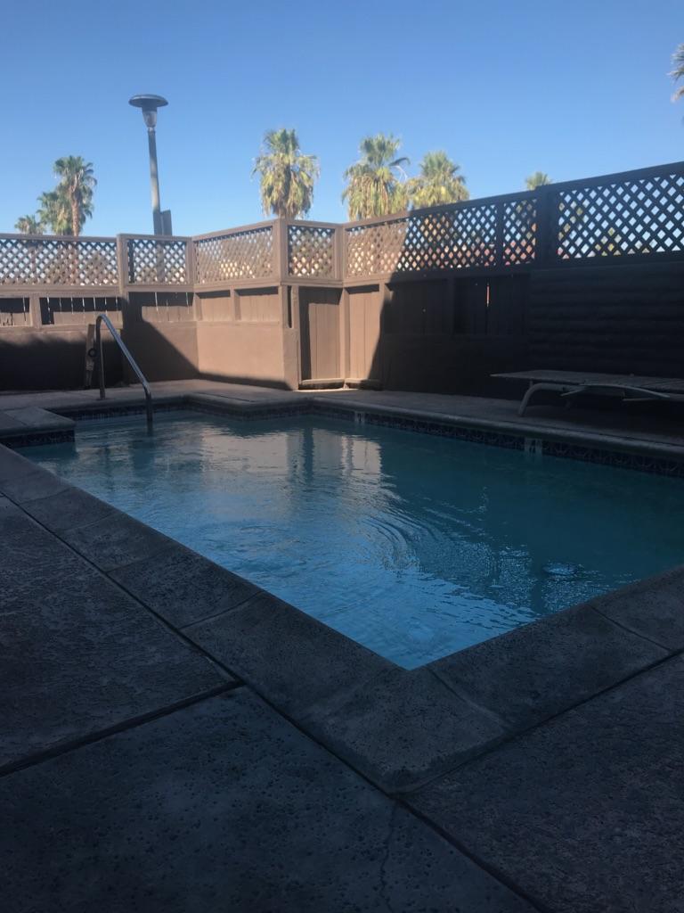 Best AirbnbPalm Springs Pool