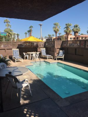 Airbnb Palm Springs Pool