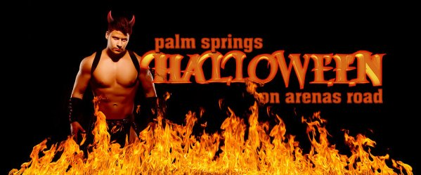 """where to stay in Palm Springs for Halloween in 2019"""