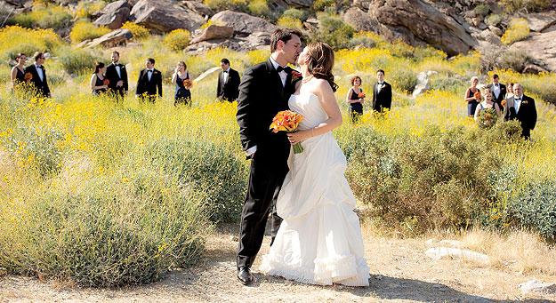 palm springs weddings wedding