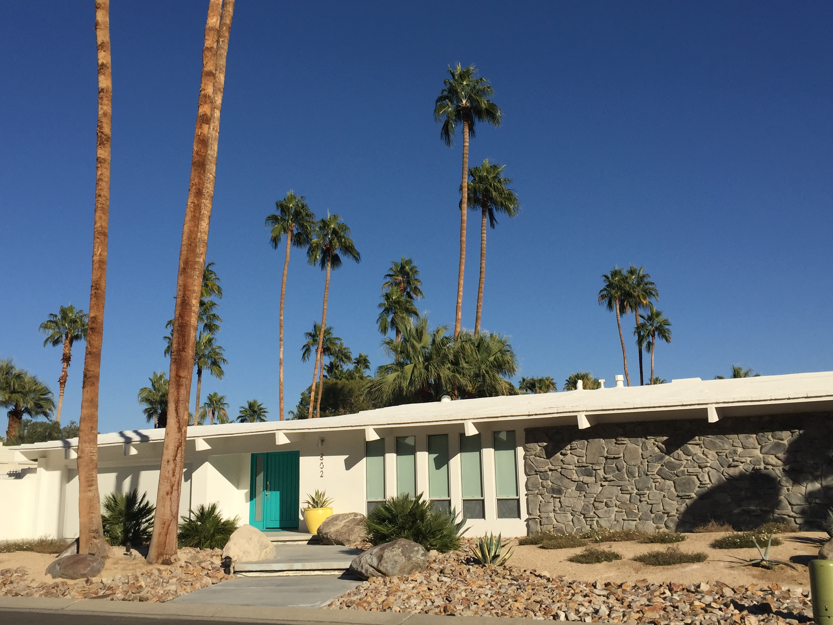 Take a Palm Springs Door Tour