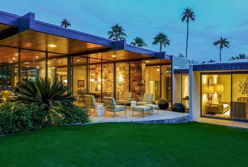 palm springs celebrity home house visit star leo dicaprio