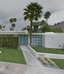 palm springs door tour