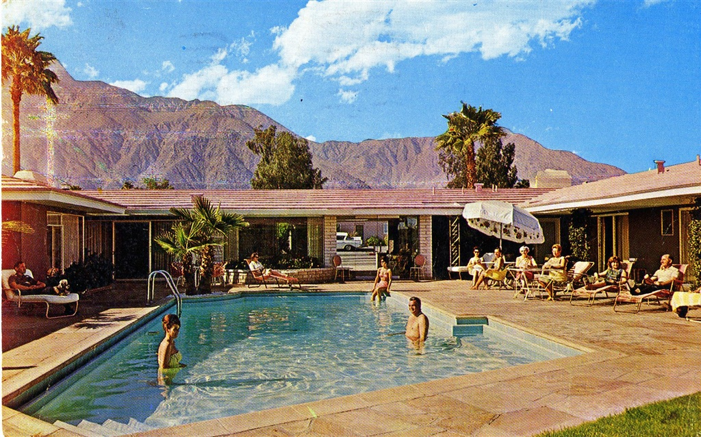 Best Mid-century hotels in Palm Springs