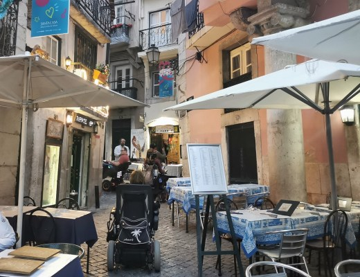 Esteetön Lissabon