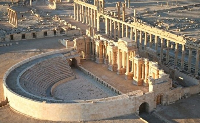 ISIS execute teachers in front of children after retaking the city of Palmyra