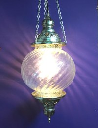 Turkish Hanging Lamps