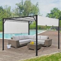 Ihr 24h Gartenmöbel Shop  Pavillon Gartenzelt Cavo 3 x 4 m ...