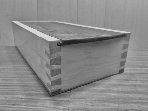 Nejiri Arigata Japanese Joinery on a Box