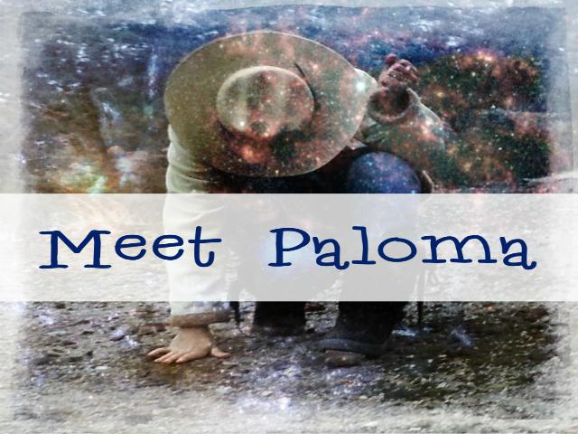 Paloma Cervantes Shaman and Curandera