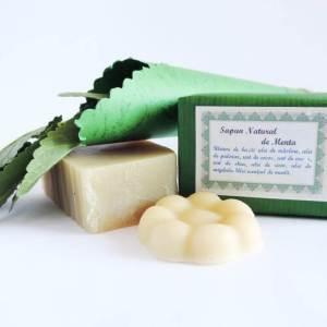 sapun natural menta