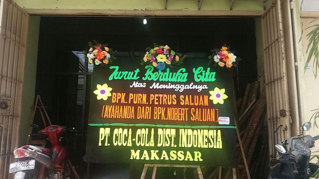 Alicia Florist Pusat Karangan Bunga di Makassar (3)
