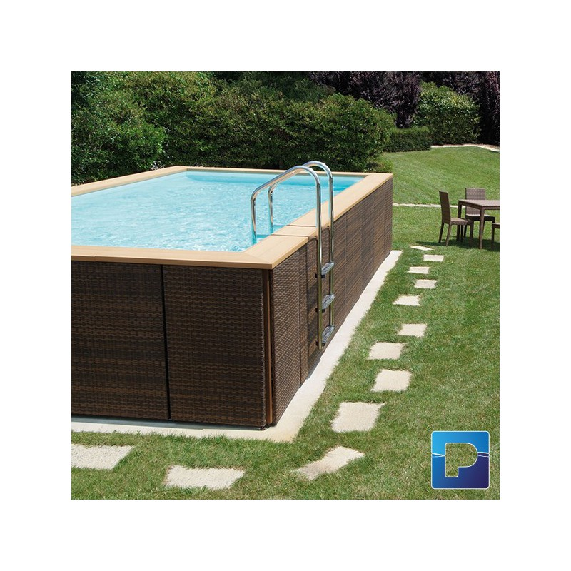 DolceVitaGold 6 x 12m hors sol  Pamatrex SA  piscines Laghetto Suisse