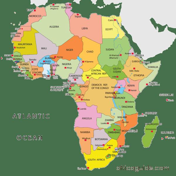 Maps for Africa Why they matter Pambazuka News