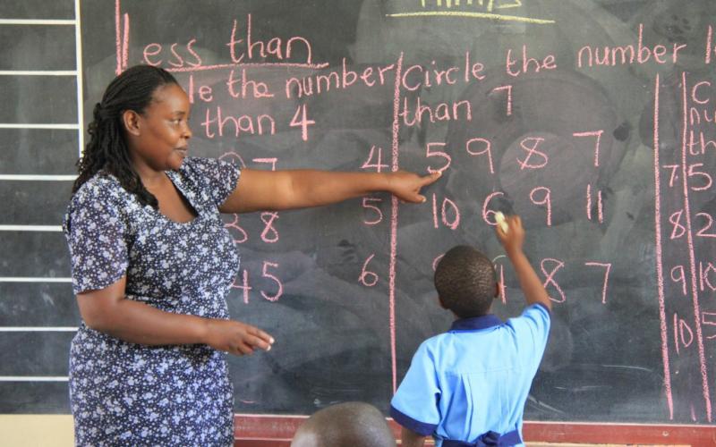 challenges of teacher education