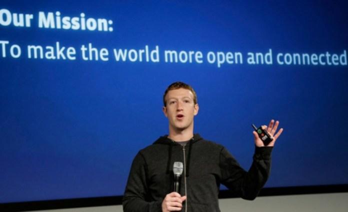 Zuckerberg wants social shopping for 3 billion users