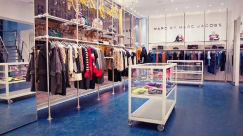 Uno store Marc by Marc Jacobs