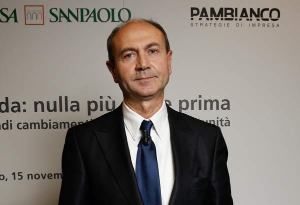 Gian Giacomo Ferraris, AD di Versace