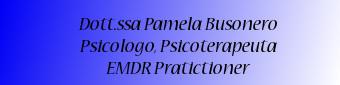 Dott.ssa Pamela Busonero