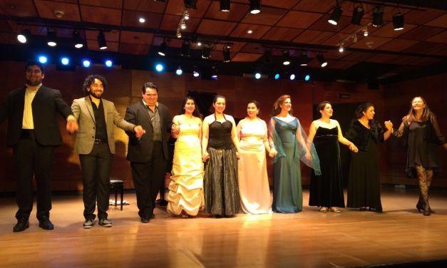 Raminta Lampsatis Masterclass Canto lírico