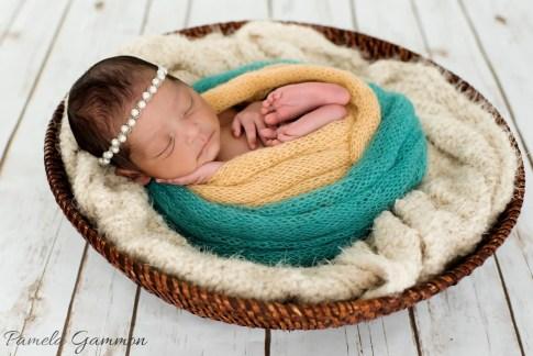 Huntington West Virginia Newborn Photographer