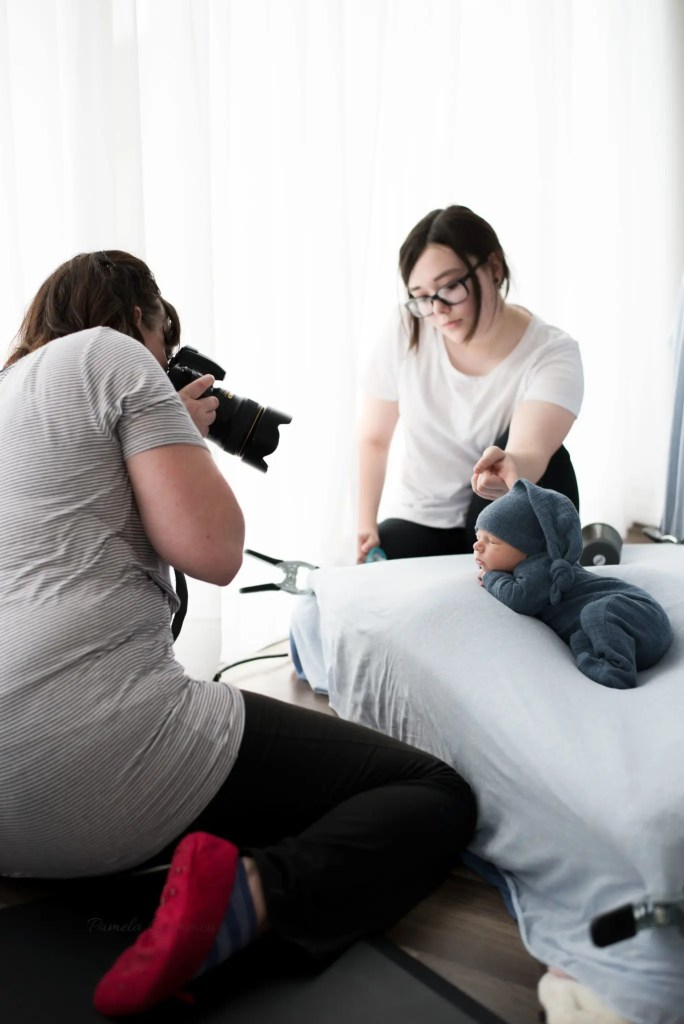 Newborn Photography Mentoring