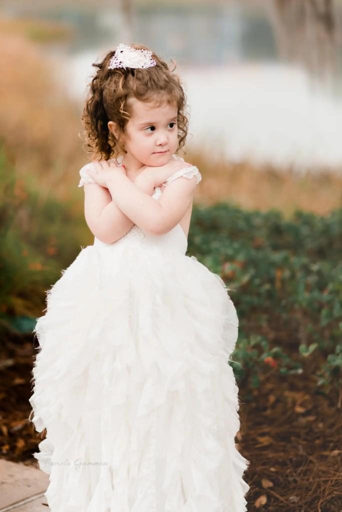 Walt Disney World Child Photographer