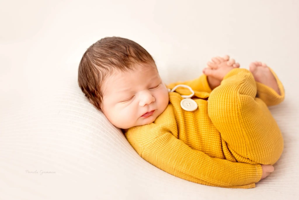 Southern Ohio Newborn Photographer