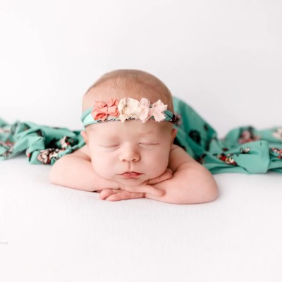 Wheelersburg OH Newborn Session   Welome Reese