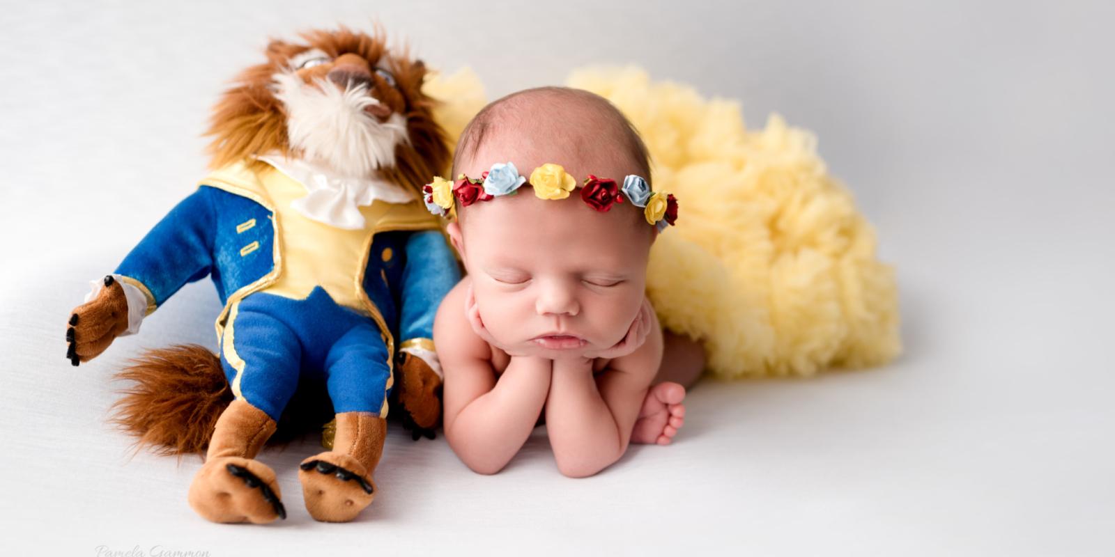 KY Newborn Girl Photo Session