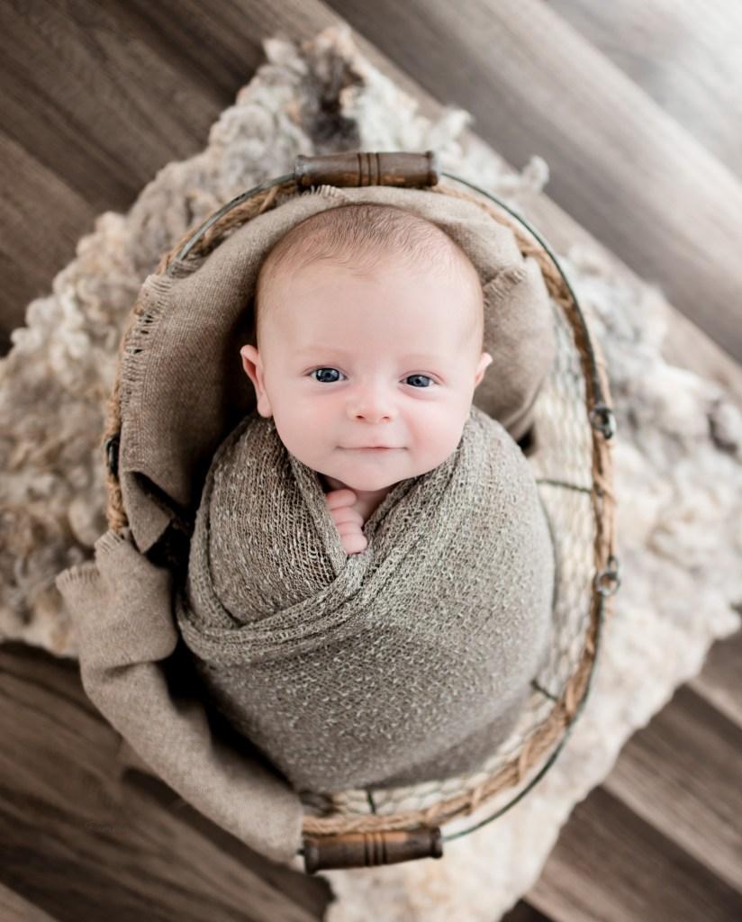 Southern OH Newborn Photographer