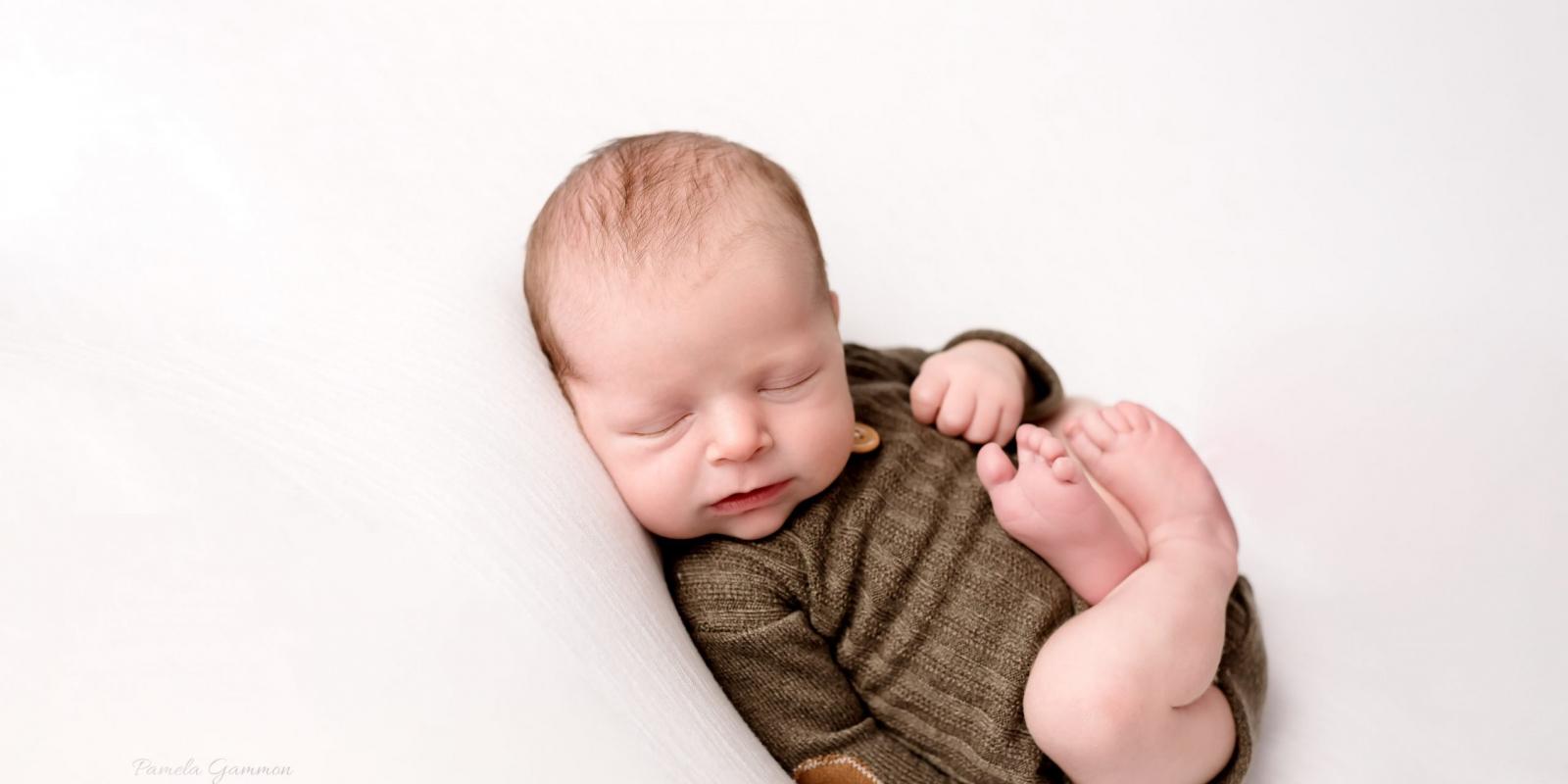 Franklin Furnace OH Newborn Photography
