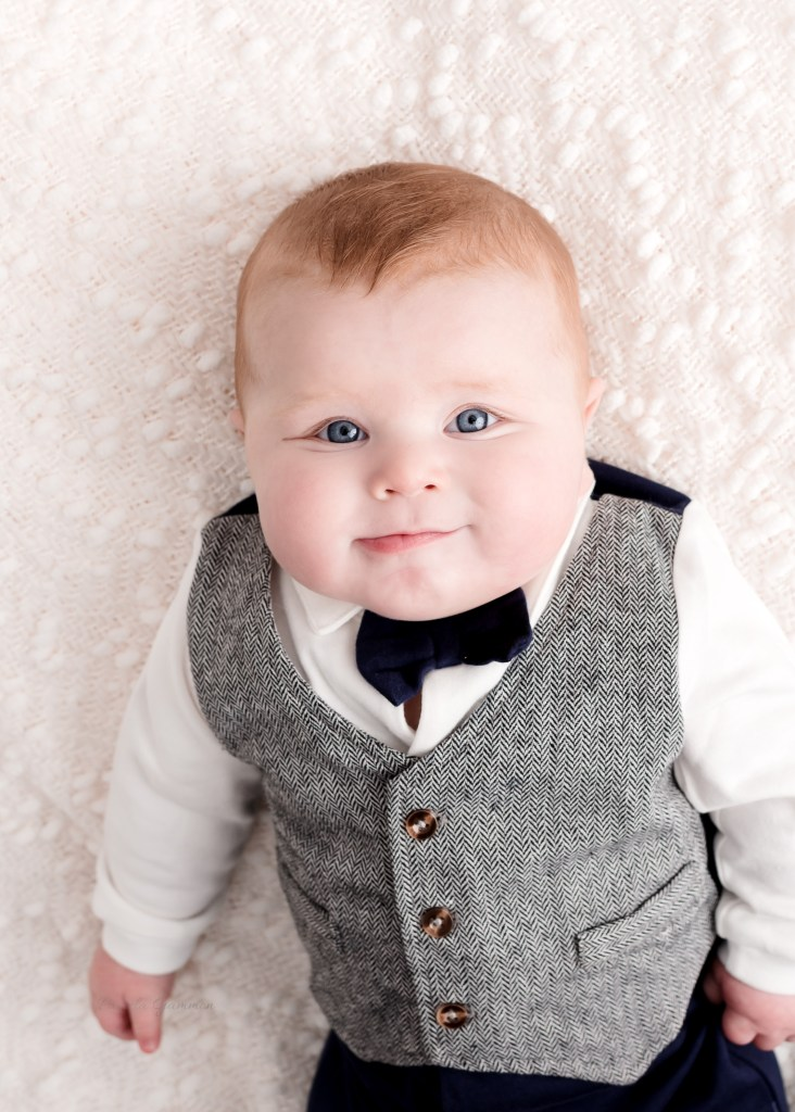 4 Month Old Baby Photography