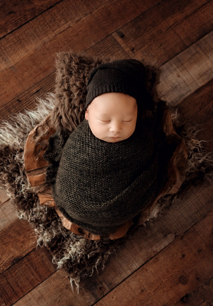 Newborn Photography Session Ohio