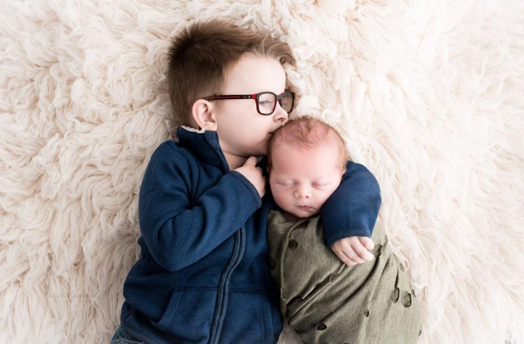 Southern Ohio Newborn Family Session