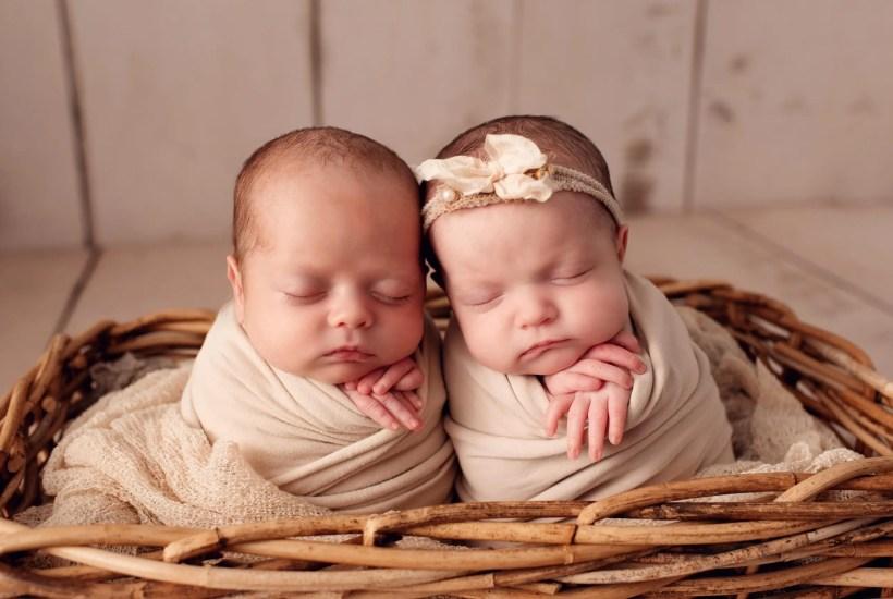 Franklin Furnace Newborn Photos
