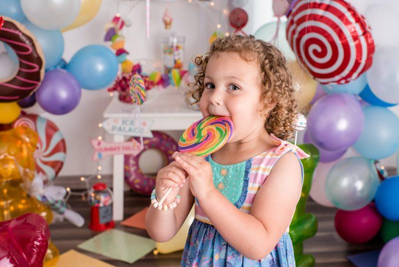 Candyland Imagination Session