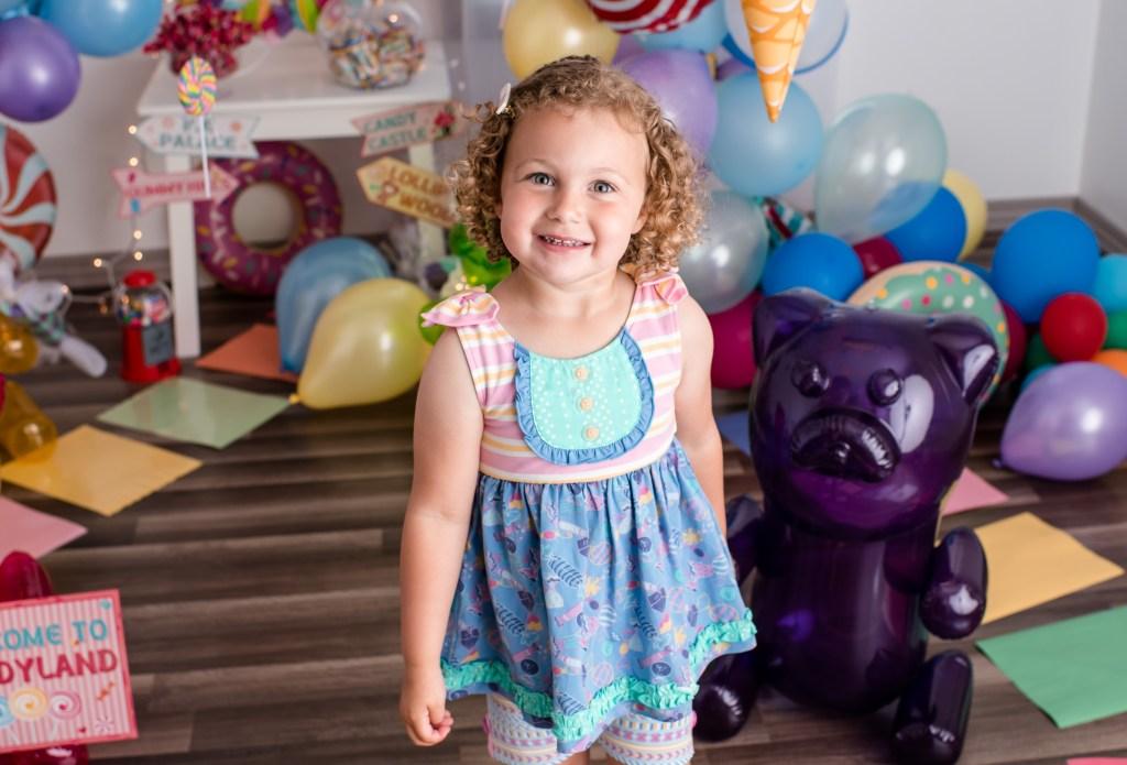 Toddler Photographer KY