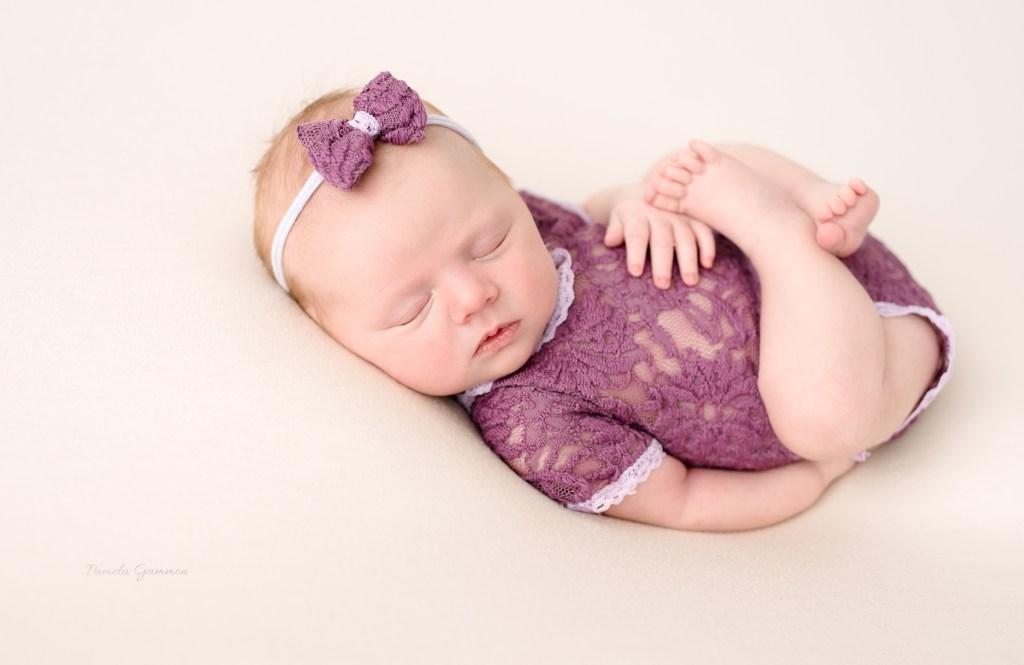 Newborn Photographer West Portsmouth Ohio